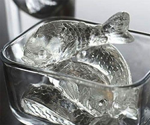 Goldfish Ice Cube Mold