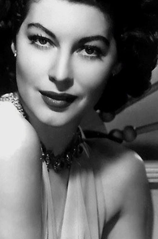 Famous Hollywood actress Ava Gardner. Hometown: Smithfield, NC. such a classic type of beauty