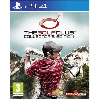 Buy #PS4 The Golf #Club Online @ luluwebstore.com for AED199.00
