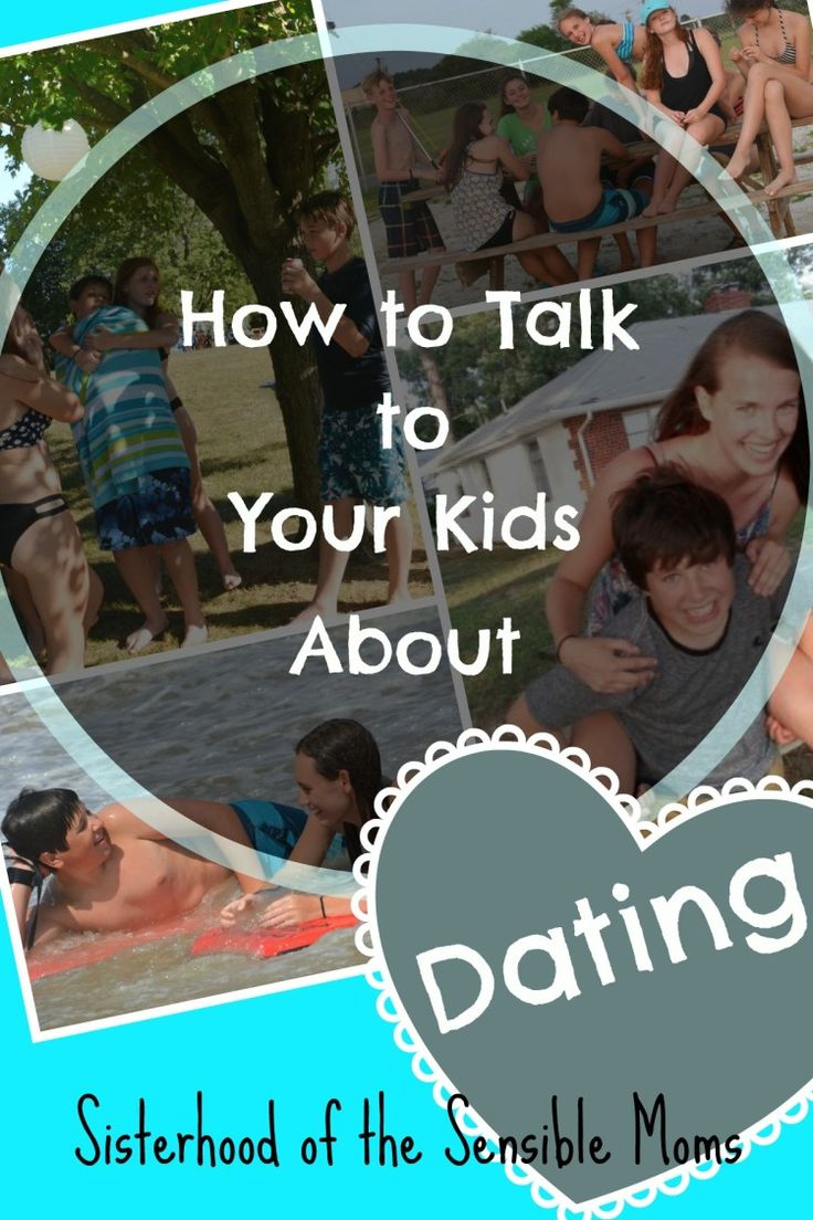 Kid dating tips