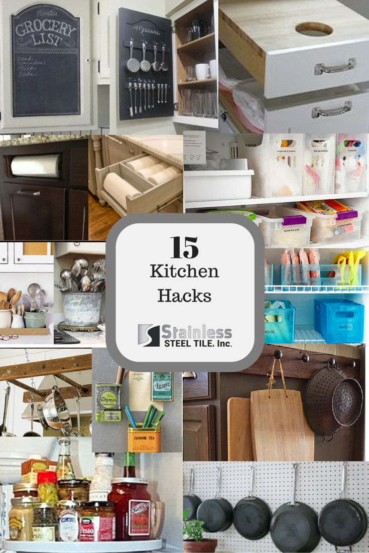 Best 25+ Small kitchen solutions ideas on Pinterest | Small ...