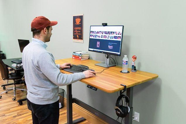Best Standing Desks 2020 Best Standing Desk Standing Desk Adjustable Height Desk