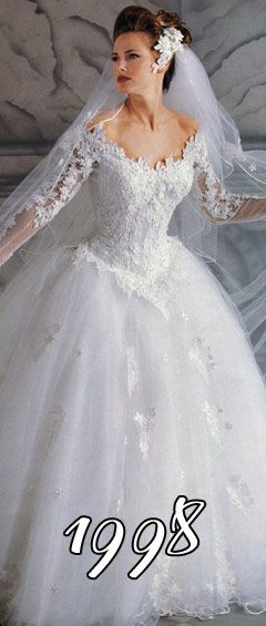 Check out this interview from the Victoria and Albert museum, presenting wedding dresses from the 90s til now. #weddingdress #weddingdresscleaning #weddingdresspreservation http://www.impressionbridal.com/aboutus.html