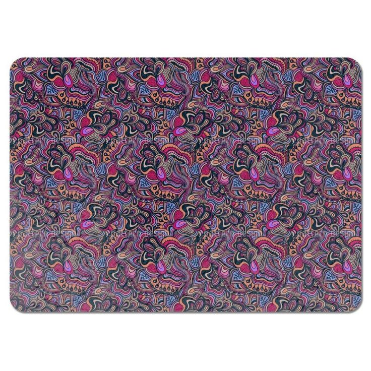 Uneekee New Delhi Fantasies Placemats
