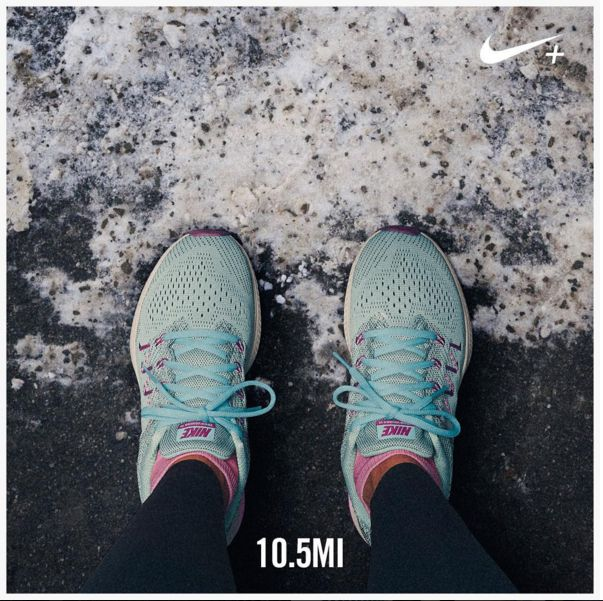 Nike Vomero 10 for your best run ever.