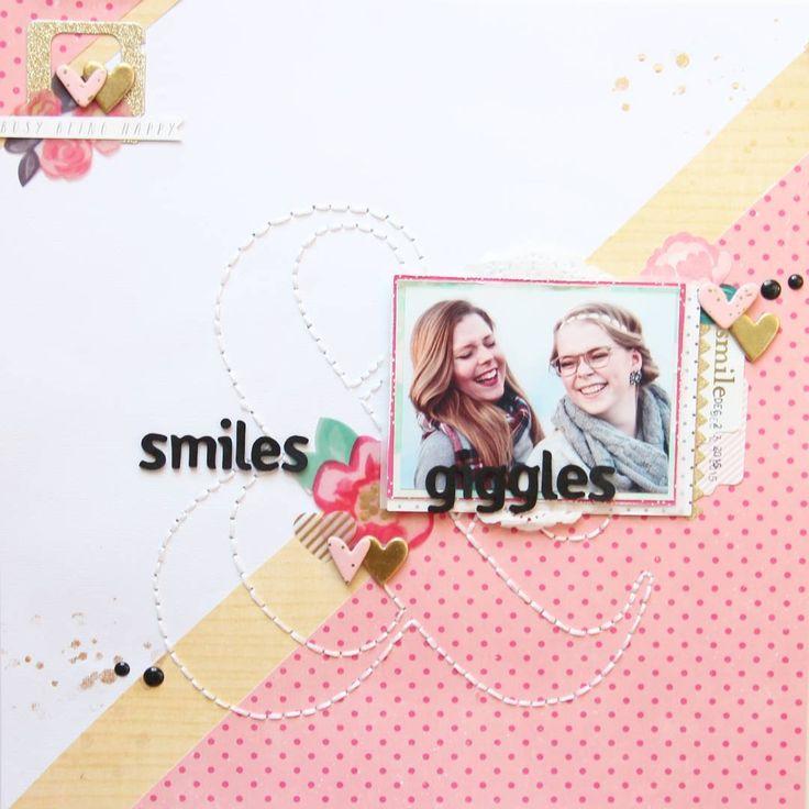smiles and giggles | madamerosenrot
