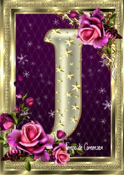 1141 best Alpha ROSE images on Pinterest | Alphabet letters, Frames ...