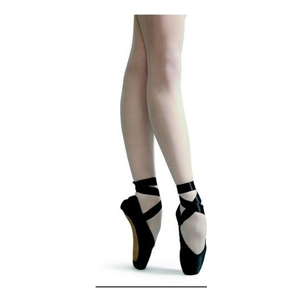 Black Pointe Shoes   Goose Girl Concepts