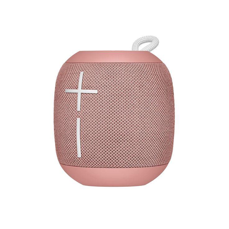 UE Wonderboom Bluetooth Speaker, Pink