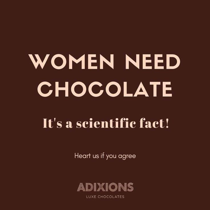 Why Do Women Love Chocolate So Much Most People -9073