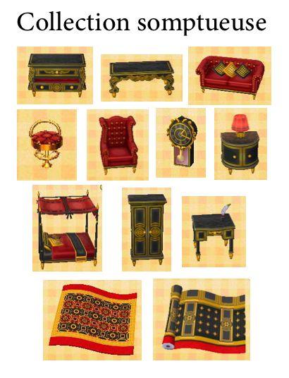 Vous pourrez trouvez chez Carla des meubles spéciaux, qui coûte trèèès cher !  La collection Somptueuse : Durant l'hiver  La collection Prin...