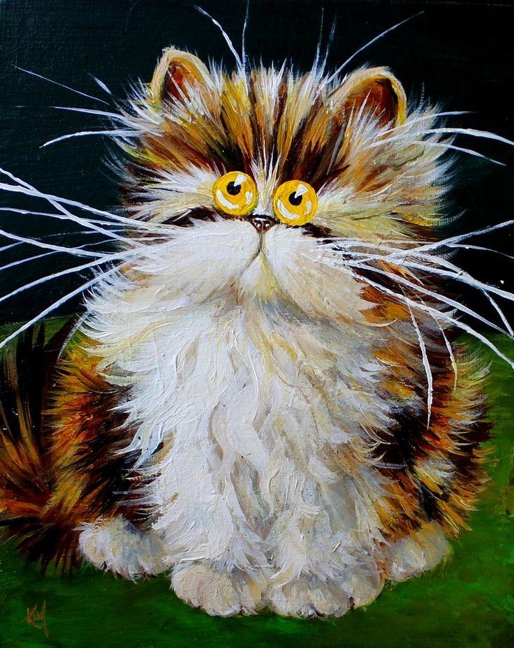 Смешных, картинки смешных рисованных кошек