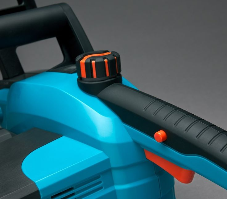 i4 product Design - Gardena Battery Chainsaw (CST 2018-Li)