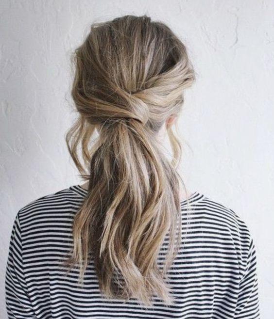67 best Queue de cheval images on Pinterest | Hair cut ...