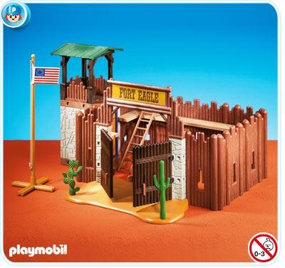 Playmobil Western Fort Toys I Still Want Pinterest