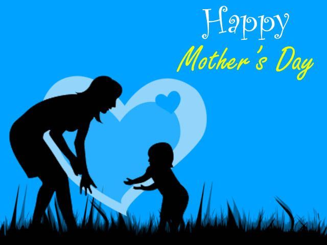 I LOVE YOU MOM - wish you a happy mothers day