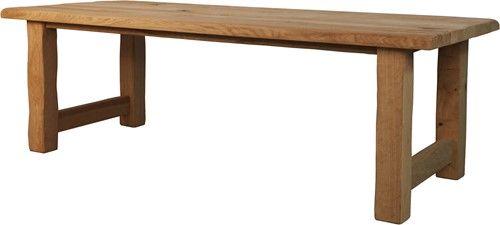 Rustieke houten eettafel | Nano Interieur #houtentafel #hout #tafel #eettafel #nanointerieur