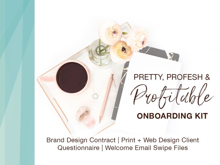 Get The Ultimate Onboarding Kit For Freelance Graphic Designers That Need A  Professional Branding Contract, 2 Welcome Page Templates 1 For Handling ...