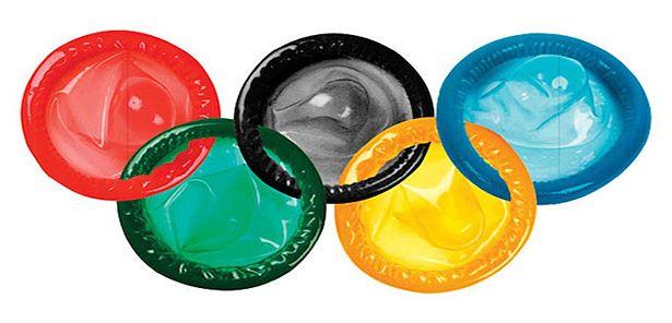 Atletas da Vila Olímpica batem mais um recorde: Uso de Camisinhas