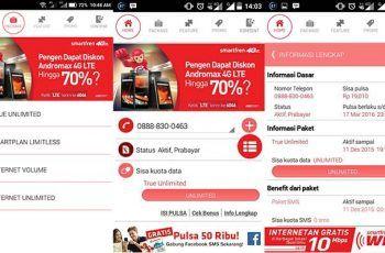 Paket Internet Smartfren 4G LTE Dijamin Ngebut