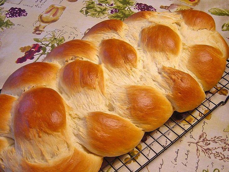 Uromas Hefezopf, ein leckeres Rezept aus der Kategorie Brot und Brötchen. Bewertungen: 320. Durchschnitt: Ø 4,8.