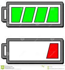 Resultado de imagen para recargando bateria dibujo