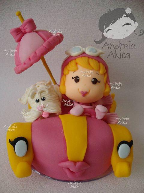 27/06 - Penelope Charminho pro aniversário da Priscila Sabrine - Manaus -AM - Obrigada Mamãe Eliane Spindola by Andreia Akita, via Flickr