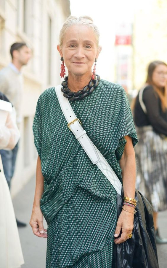 Vogue fashion director Lucinda Chambers has been in the spotlight since she emerged as the star of the BBC documentary Absolutely Fashion