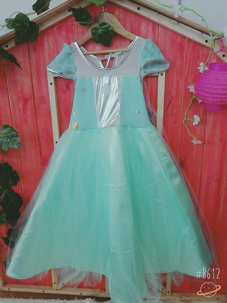 ¡Mirá nuestro nuevo producto Vestido Reina Elsa ! Si te gusta podés ayudarnos pinéandolo en alguno de tus tableros :)
