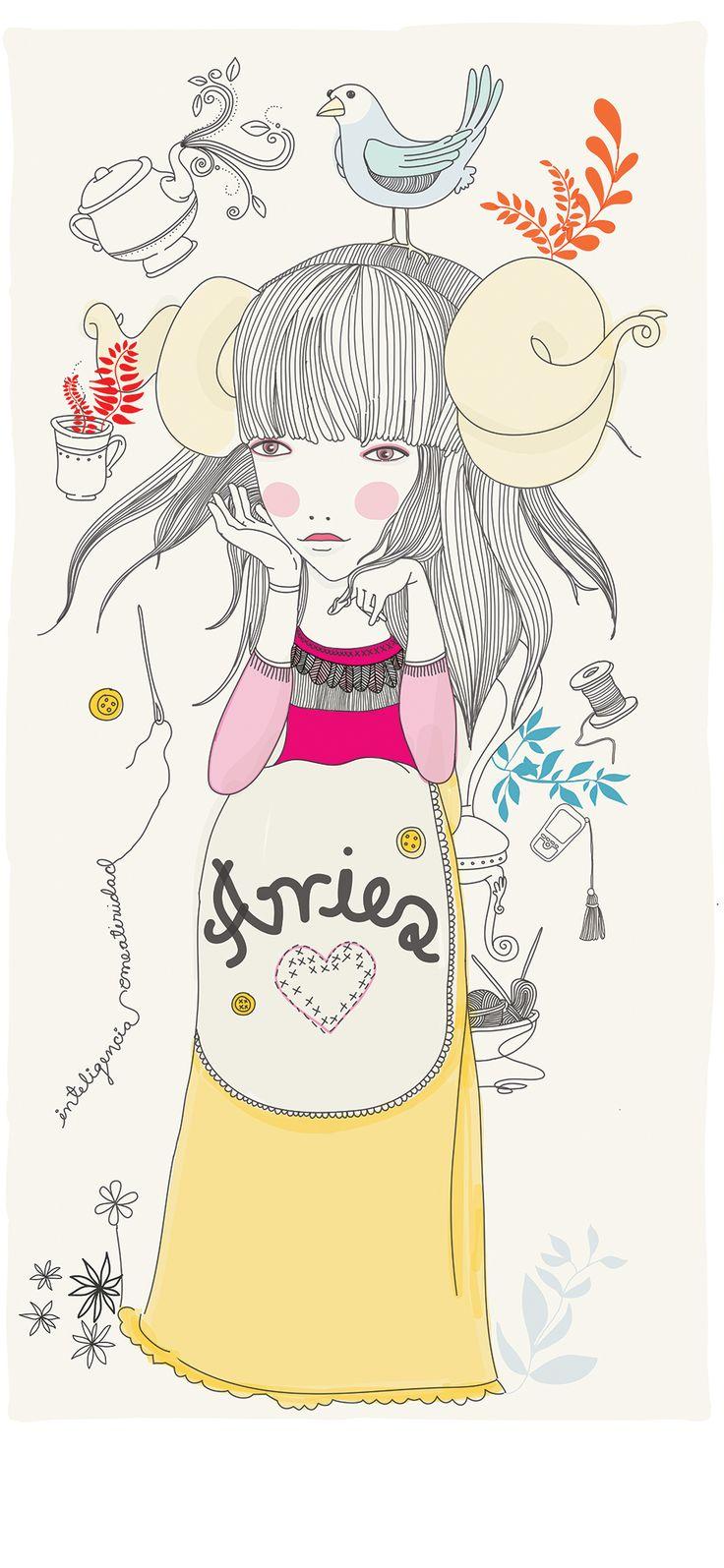 Aries por Jenny Silva para 15a20, Mexico 2013