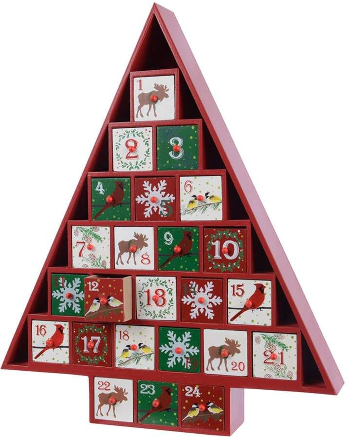 Harrods Uk The World S Leading Luxury Department Store Christmas Tree Advent Calendar Christmas Advent Calendar Wooden Advent Calendar