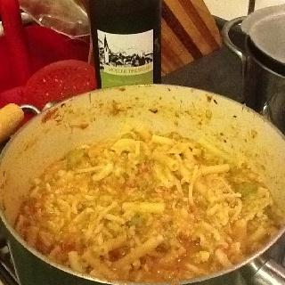 Stasera cucina romana pasta arzilla e broccoli da bere for Primi piatti cucina romana