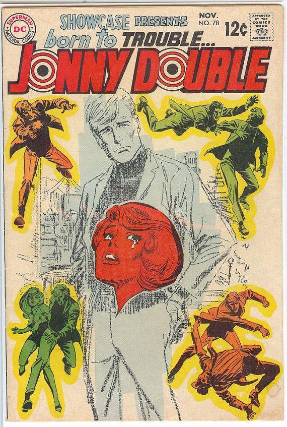 Showcase V1 78.  FN.  Nov 1968.  DC Comics by RubbersuitStudios #showcase #marvwolfman #comicbooks