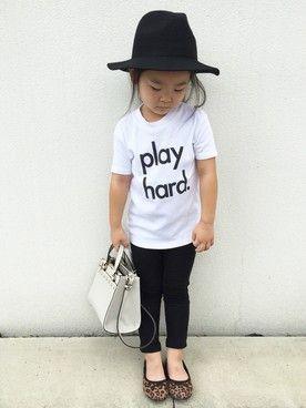 mino│nor_folkのTシャツ・カットソーコーディネート