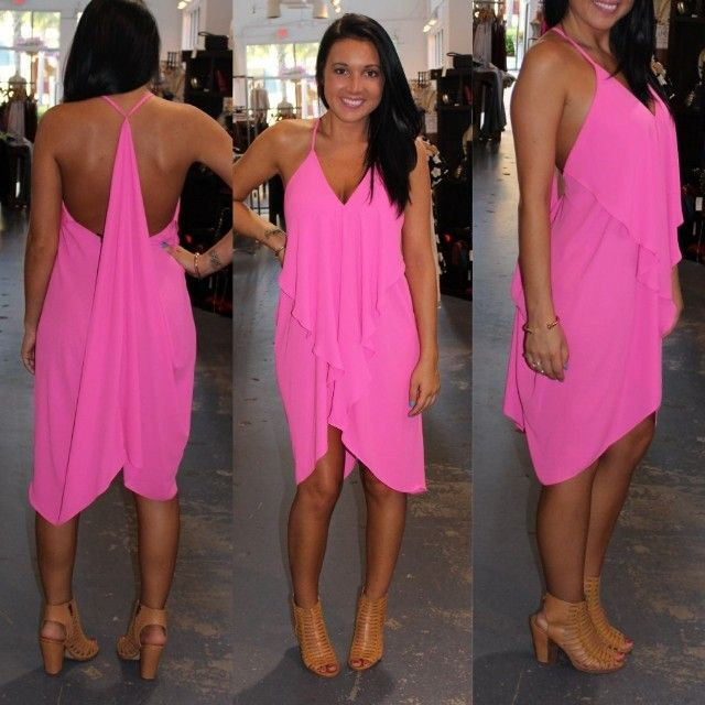 cute maternity dress for a baby shower