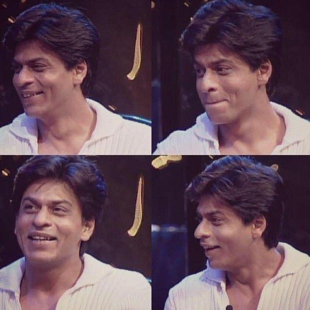 I love you Shahrukh!