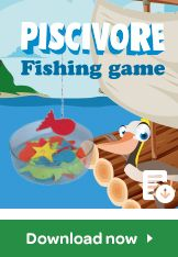piscivore fishing game