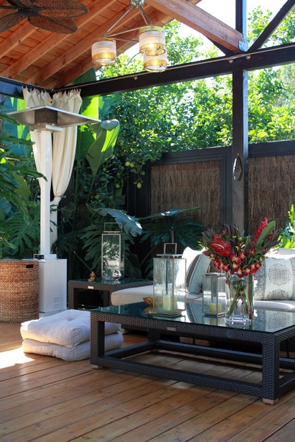 .House Tours, Patios Outdoor Spaces, Apartments Therapy, Outdoor Lounges, Outdoor Patios, Interiors Design, Brian Amp, Chic Outdoor, Backyards Cabana