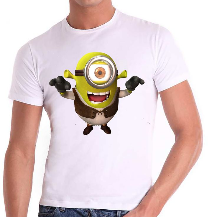 MINION SHREK