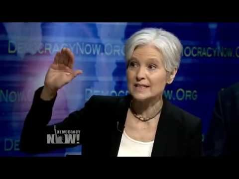 Jill Stein & Benjamin Jealous : Reject Hillary Clinton & Vote Jill Stein Green Party - YouTube