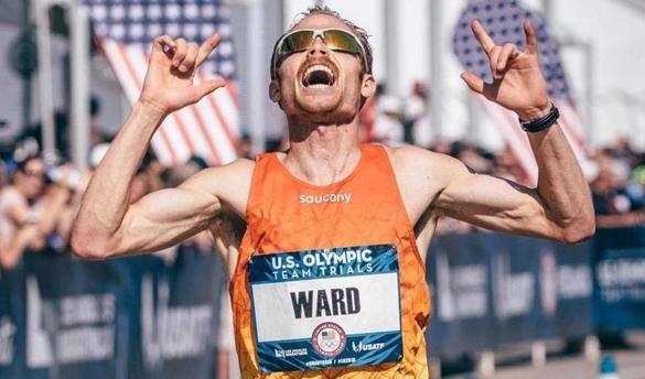 How analytics help Jared Ward be a better marathoner