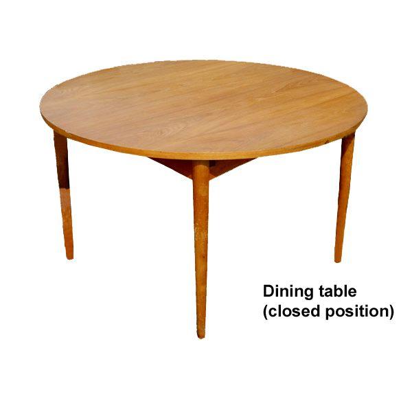 Ilmari Tapiovaara round table