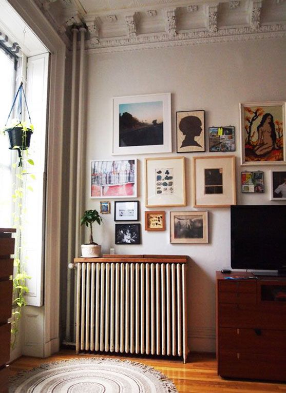 best of: art at home