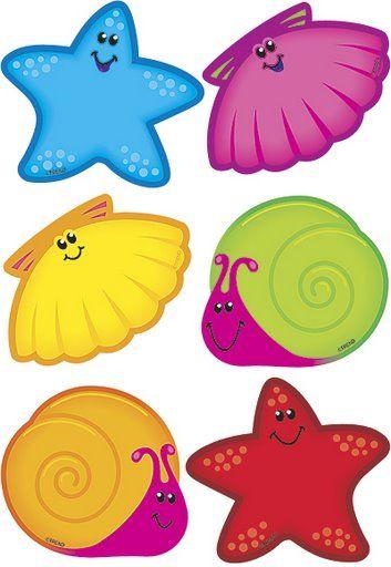 Dibujos para colorear de animales marinos, dibujos coloreados y fotos de todos los animales bajo el mar