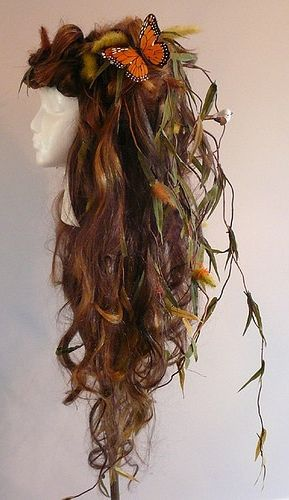 Fairytale Hairstyle....love <3