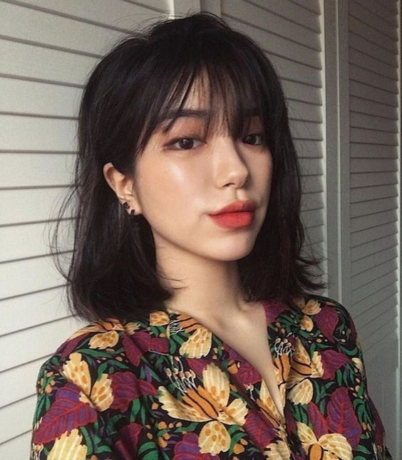 Latest Short Korean Hairstyles for Women and Girls 2018!