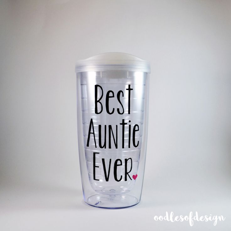 Best Auntie Ever Tumbler - Best Auntie, Auntie, Worlds Best Auntie, Soon to be Auntie, Pregnancy Reveal Auntie by oodlesofdesign on Etsy https://www.etsy.com/listing/254665859/best-auntie-ever-tumbler-best-auntie