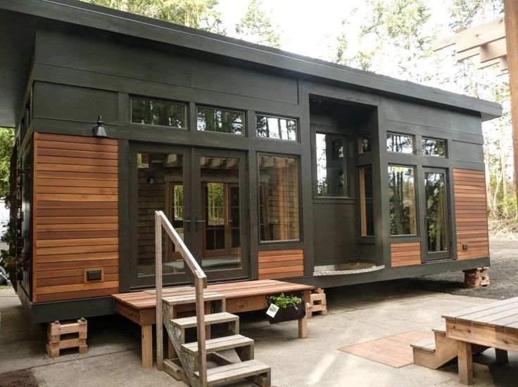 Amazing 17 Best Ideas About Tiny Home Designs On Pinterest Mini Homes Largest Home Design Picture Inspirations Pitcheantrous