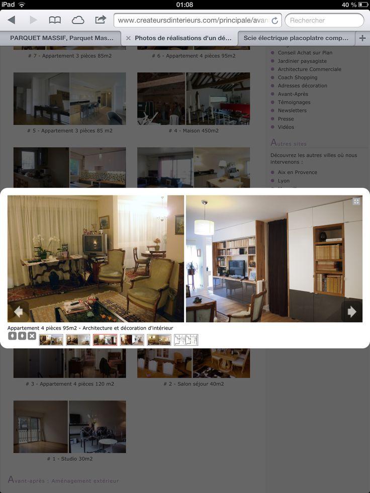 13 best Grand meuble rangement pour salon images on Pinterest