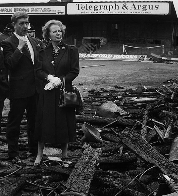 Valley Parade Fire